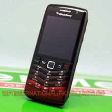 Original BlackBerry Pearl 9105 Mobile Phone Smartphone 9105 Unlocked offer Arabic keypad & Red