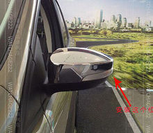 FOR FORD ESCAPE KUGA 2013 EXTERIOR MIRROR CHROME COVER CAP REAR VIEW MIRROR TRIM