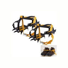 Quality High Altitude Slip-resistant Strong Ice Crampons Ski Snow Crampons Shoes Snow Walker for Climbing Walking Hiking