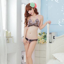 Buy Women Porn Sexy Lingerie Hot Lace Rose Pattern Erotic Lingerie Set Open Crotch Underwear Baby Dolls Sexy Erotica Intimates