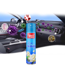 For biaobang Warm jasmine aroma air sterilization deodorant spray indoor air freshener car odor removed car air purifier
