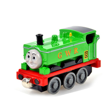 x087 Classic scarce Diecast Magnetic THOMAS and friend duck The Tank Engine take along train metal children kids toy gift(China)