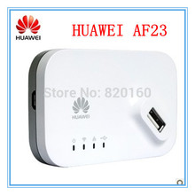 4G LTE/3G USB Sharing Dock Router HUAWEI  AF23 Ethernet WiFi Hotspot Access Point