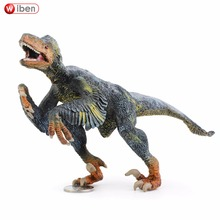 Wiben Jurassic Avimimus Dinosaur toy Action & Toy Figures Animal Model Collection Learning & Educational Kids Christmas Gift(China)