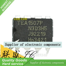 20PCS TEA1507P TEA1507 DIP8 IC LCD supply chip New Original Free Shipping(China)