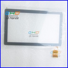 "Black New For 7"" TESLA NEON 7.0W Tablet touch screen digitizer touch panel Sensor Replacement Free Shipping"