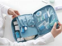 Portable refillable bottle kit Travel pouch wash bag waterproof suit small bottles of shampoo/cosmetic/cream(China)