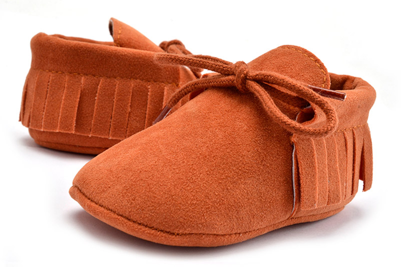 12-baby leather shoes