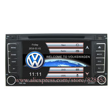 Factory Price! Free Shipping Car Dvd Player For VW / Volkswagen-Touareg With Gps Radio(China)