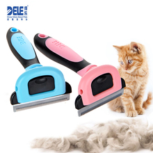 Combs Dog Hair Remover Cat Brush Grooming Tools Detachable Clipper Attachment Pet Trimmer Combs for Cat Pet Supply Furminators