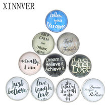 Buy 10pcs/lot Mixed Colors Blessing 18mm Glass Snap Button Jewelry Faceted Glass Snap Fit Snap Bracelet Xinnver Snaps jewelry for $2.70 in AliExpress store