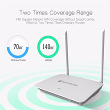 Original Mantistek Routers Wireless Wifi Repeater 2.4G 300Mbps 802.11 b/g/n Router Signal Stability WiFi Through Wall Routers