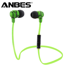 Sports Wireless Bluetooth Headset V4.0 Earphone Gym Headphone with Mic Earbuds Universal for iPhone7 plus Xiaomi Mobile Phone PC(China)