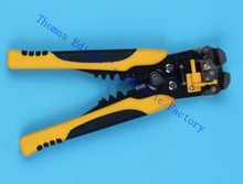 High Quality Multifunctional Automatic Cable Wire Stripper plier Self Adjusting Crimper Terminal Tool HS-D1