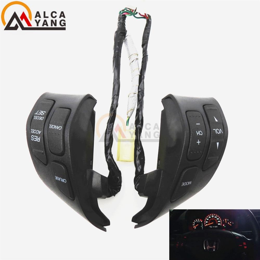 35880-SDB-A01ZA Steering Wheel Audio Control Switch For HONDA ACCORD 2003-2007