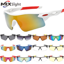 2017 Outdoor Sport Mountain Bike MTB Bicycle Glasses NEW Men Women Cycling Glasses Motorcycle Sunglasses Eyewear Oculos Ciclismo(China)