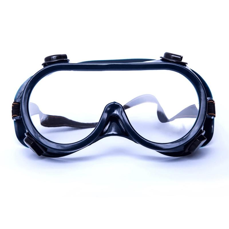 Large Space Air Permeability Security And Anti-Impact Protection Goggles Anti-Wind Polished Laboratory Safety Glasses<br><br>Aliexpress