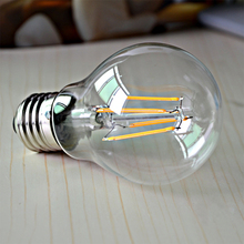 TSLEEN Retro E27 E26 Dimmable Edison Bulb LED Light G45/A60 Global Lamp AC110/220V COB SMD High Bright Big Promotion