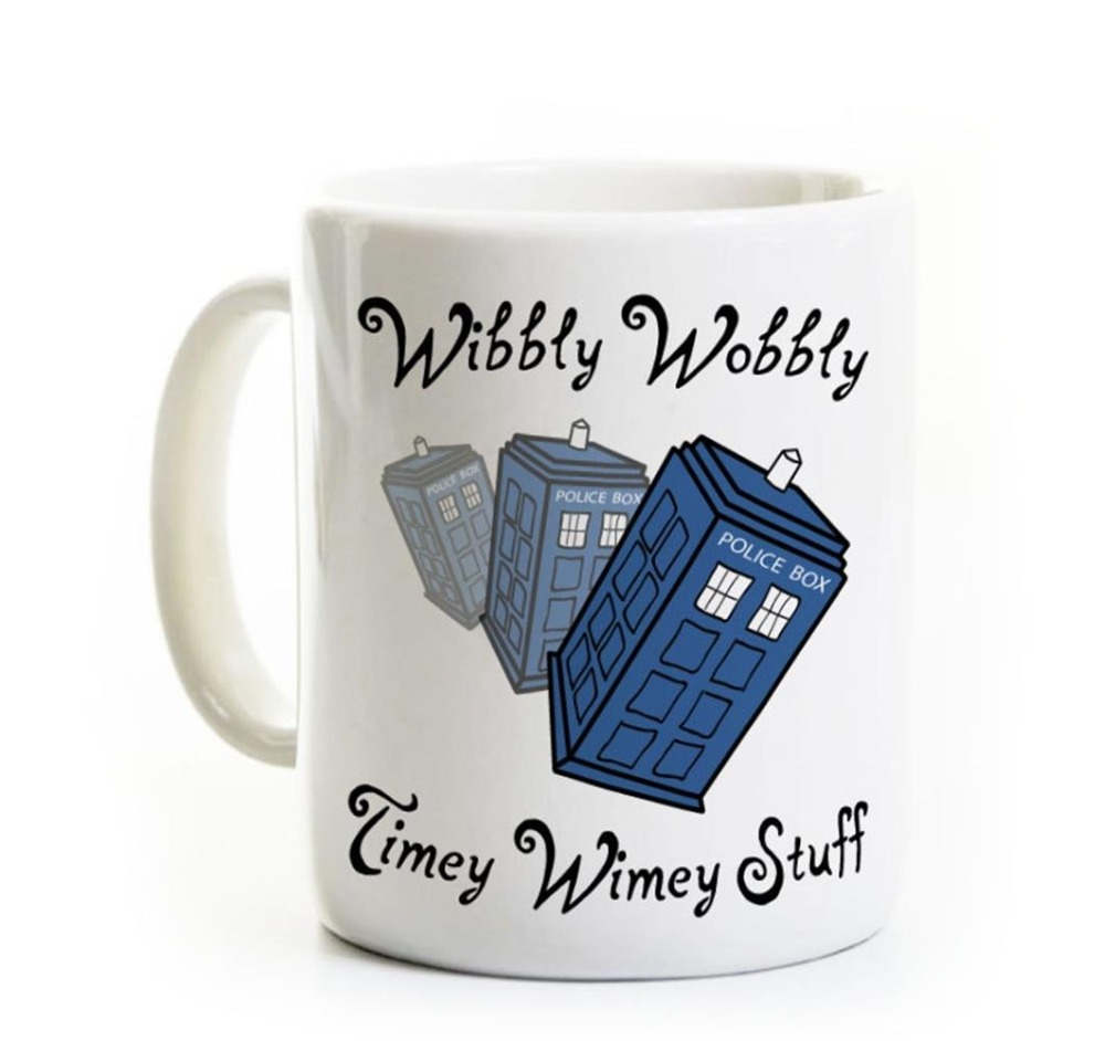 Worlds best doctor coffee mugs - Dr Who Mugs Doctor Who Mugs Coffee Mug Printed Novelty Tea Cups Drink Water Ceramic Porcelain Home Decal Tadirs Cups Police Box