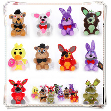 Bunny plush mini stuffed toys ty dolls mamas papas soft toys cute stuffed animals with big eyes emoji spongebob present(China)