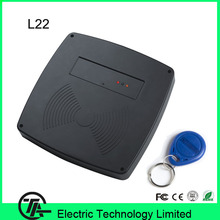 L22 long distance card reader wiegand26 output card reader 60~80cm reading long distance RFID EM-ID card reader