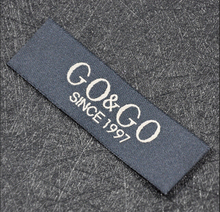free shipping customized oem garment labels custom cheap clothing labels woven labels brand name woven labels