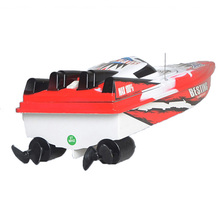 Children's Toys Remote Control RC Super Mini Speed Boat High Performance Boat Toy Baby Toys Gift