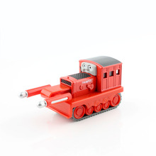 Thumper Thomas and friends trains tomas tank rare tomas thomas metal tractor de trein diecast models toys cars gifts for kids