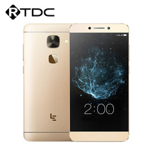 "Original Letv LeEco Le S3 X622 4G LTE Mobile Phone Deca Core MTK6797 5.5""FHD 1920*1080 3GB RAM 32GB ROM 16MP Touch ID 3000mAh"