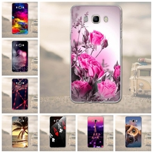 For Samsung Galaxy J7 2016 Case Silicone Covers For Samsung Galaxy J7 2016 Cover Cases for Samsung galaxy J7 2016 J710 Case Cute(China)