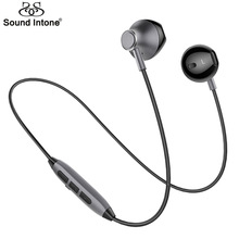 Sound Intone H2 Bluetooth Earphones with Mic Sport Running Wireless Earphones Bass Stereo Bluetooth Headsets For iPhone Xiaomi