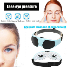 Electric Eye Massager Alleviate Fatigue Inlaid Magnetic Vibration Massage Head Stress Relief Eye Care Machine Tools(China)