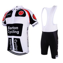 2016 New Arrivel Barton Cycling Clothing Men Women Child Kids Bike Team Clothing Short Bib Set Bicycle Jersey  Ropa Ciclismo