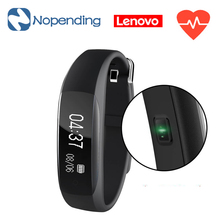 Original Lenovo HW01 Bluetooth 4.2 Smart Wristband Band GPS Heart Rate Moniter Pedometer Tracker for Android iOS Xiaomi Phone