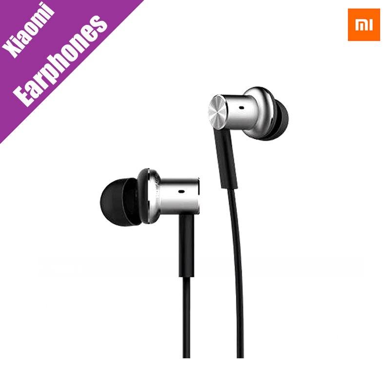 New Original Xiaomi Mi Hybrid Earphone Mi In-Ear Earphones Pro, 1 More Multi-unit Circle Iron Earphones<br><br>Aliexpress