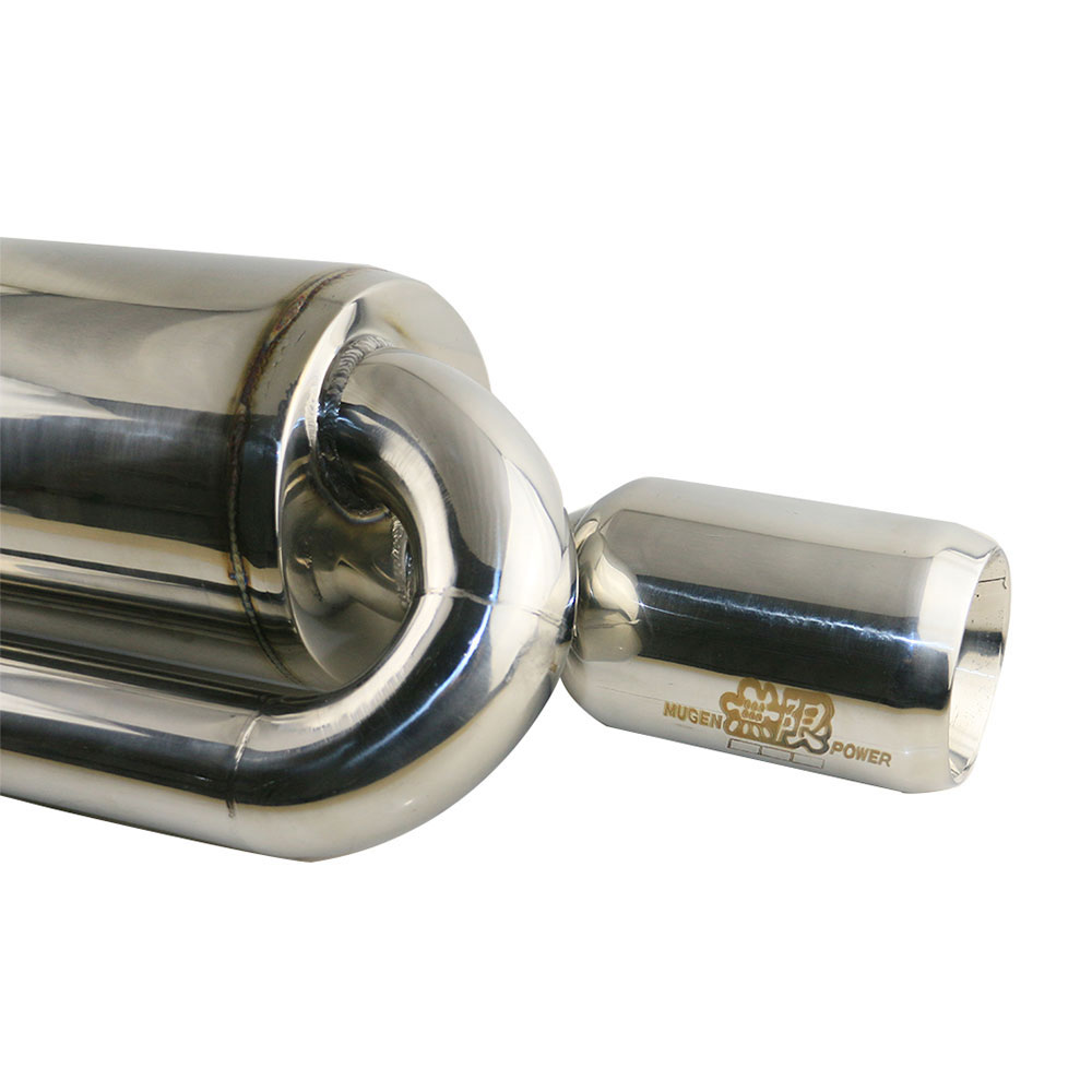 Car Turbine Whistle Professional Car Turbo Sound Muffler Exhaust Pipe Blow Vale Simulator Whistle Stylish Exhaust Pipe Roar Simulator L Silver 1Set