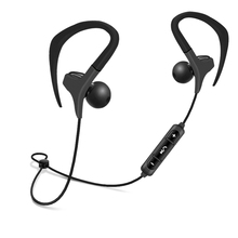 Buy Gsdun BX441 Sport Bluetooth Headphone Earphone Mic Headset Ear Hook Earbuds mobile phone Xiaomi IPhone Running Earphone for $6.82 in AliExpress store