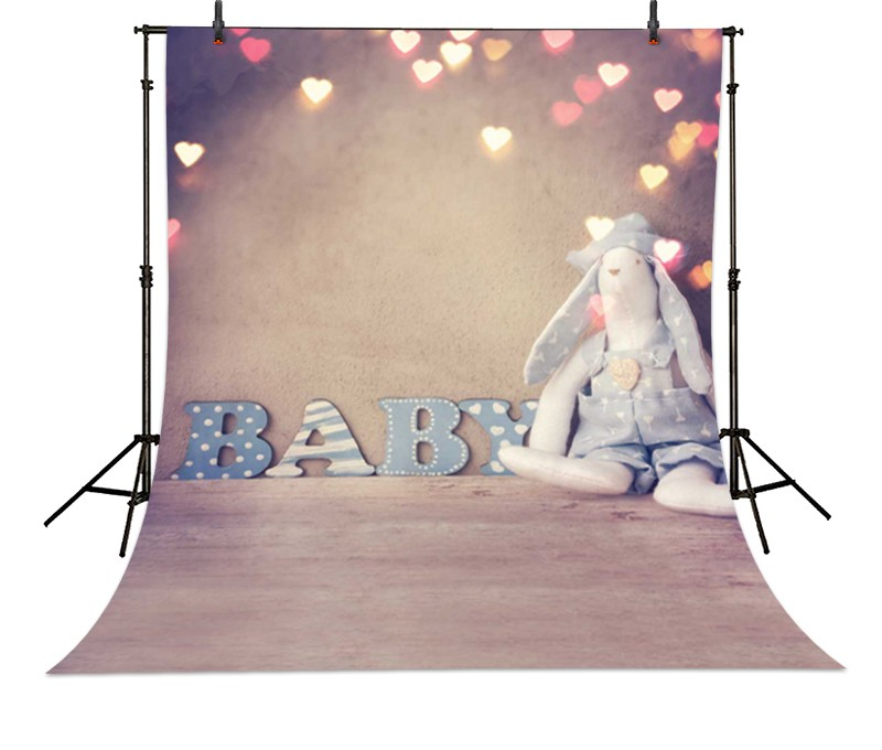 Doll Baby Love photo backdrop High-grade Vinyl cloth Computer printed children Backgrounds<br><br>Aliexpress