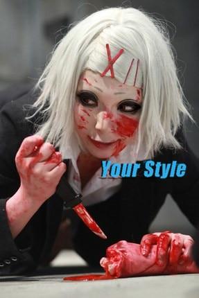 Tokyo Ghoul Suzuya Juuzou Cosplay Wig Short Boy Pixie Cut Wigs Silver White   Cheap Hair Wig Peruca Cosplay Perruque Homme<br><br>Aliexpress