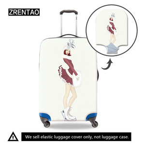 kids luggage cover