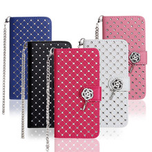 Luxury Star Sky PU Leather Case Flip Wallet Case Cover With Card Solt For Samsung Galaxy S7 Edge Cellphone Protection Cover