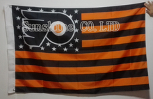 Philadelphia Flyers National Hockey League Flag hot sell goods 3X5FT 150X90CM Banner brass metal holes PF05(China)