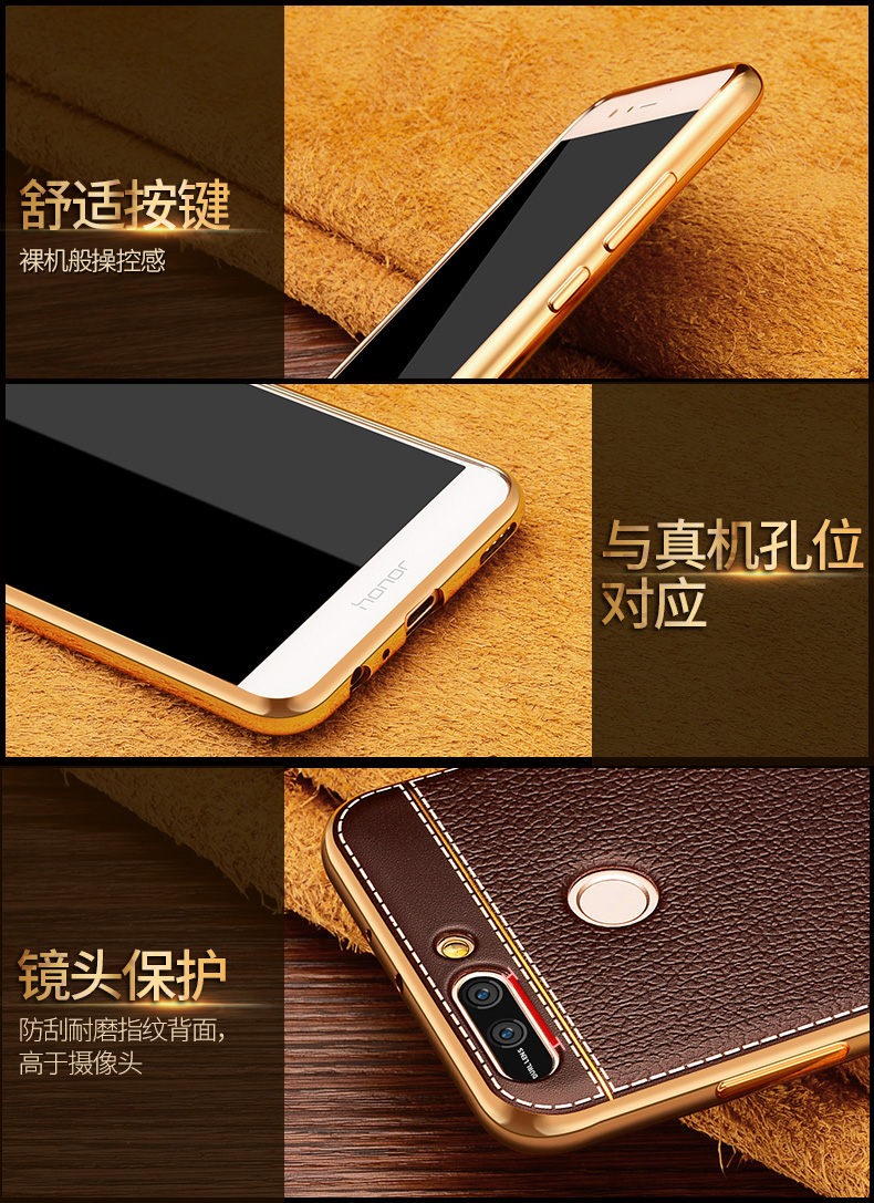 Xinchentech Global Version For Xiaomi Mi A1 Case Luxury plating TPU Leather Back Cover Bag Accessory Silicone For MiA1 Fundas