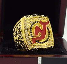 2003 New Jersey Devils NHL Hockey Stanely Cup Championship Ring 11S alloy solid in stock
