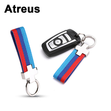 Buy Atreus Car Styling Keychain Ring bmw e46 e39 e60 e90 ford focus 2 3 h7 led volkswagen toyota mercedes Stickers Accessories for $7.00 in AliExpress store