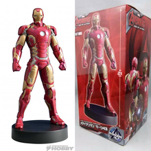 Ironman Figurine Free shipping SEGA 8 inch/21cm Avengers Age of Ultron Mark 43 Iron Man Toy Model Statue Premium Figure Mk43