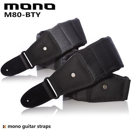 MONO M80 Betty Guitar Strap Black/Ash color<br>
