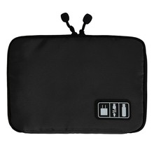 New Travel Bags Data Cable Practical Earphone Wire Storage Bag Power Line Organizer electric bag Flash Disk Case Digital(China)