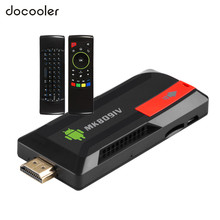MK809 IV Android 5.1 TV Dongle PC 2G/8G TV Stick Andrond AirPlay DLNA with XBMC 4K media player TV stick+Keyboard PK Chromecast(China)