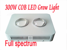 full spectrum 300W G3 PRO SERIES 2*150W COB LED grow Light   6 band red+blue+orange+white+ IR+UV  Hot selling 2 years Warranty